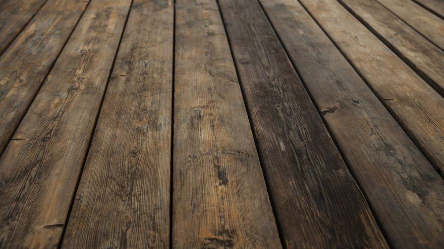 Vana laudpõrand